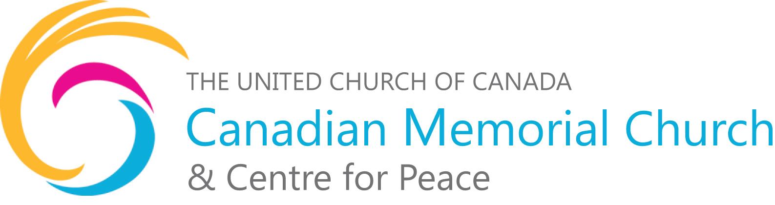 Canadian Memorial Church logo