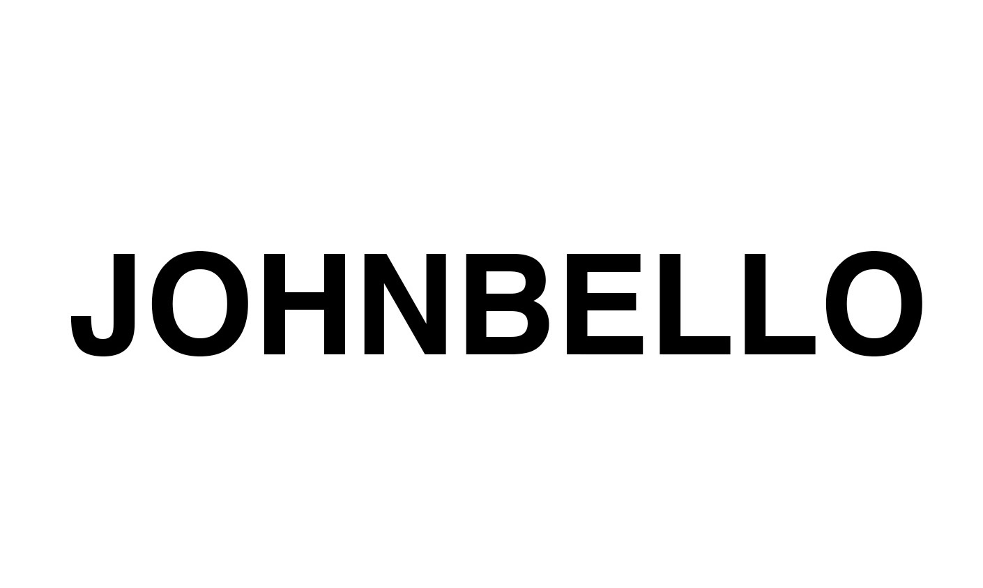 John Bello photography logo