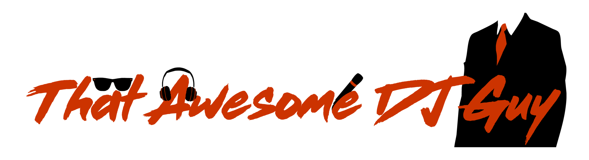 That Awesome DJ Guy logo