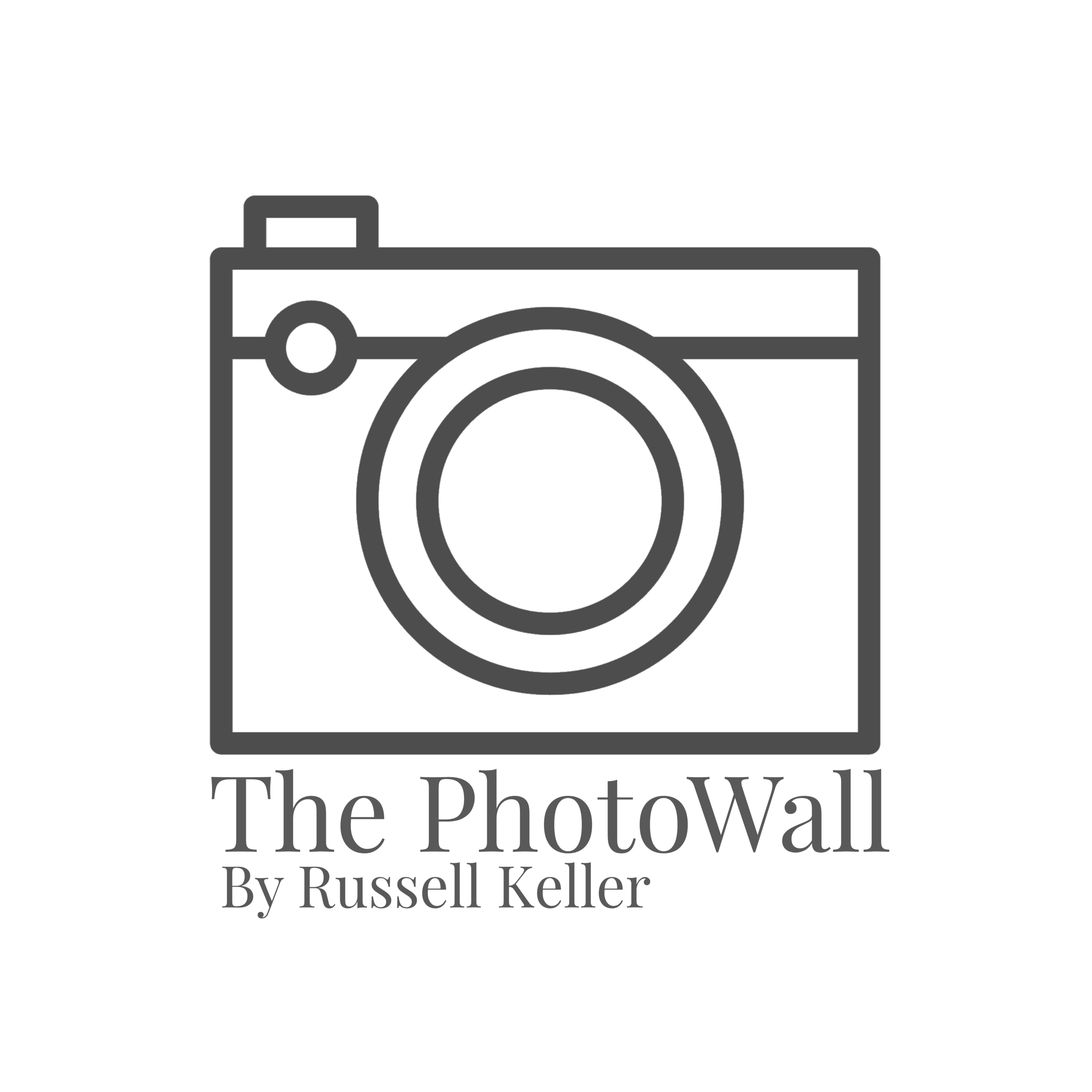 The PhotoWall logo