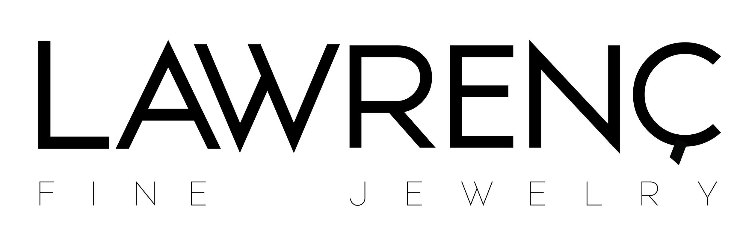 Lawrenc jewellery logo