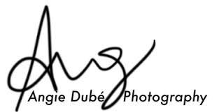 Angie Dube Photography logo
