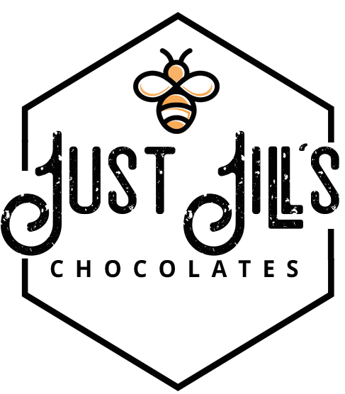 Just Jill's Chocolates logo