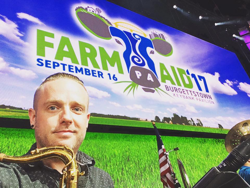 Farm Aid w/ Jamey Johnson
