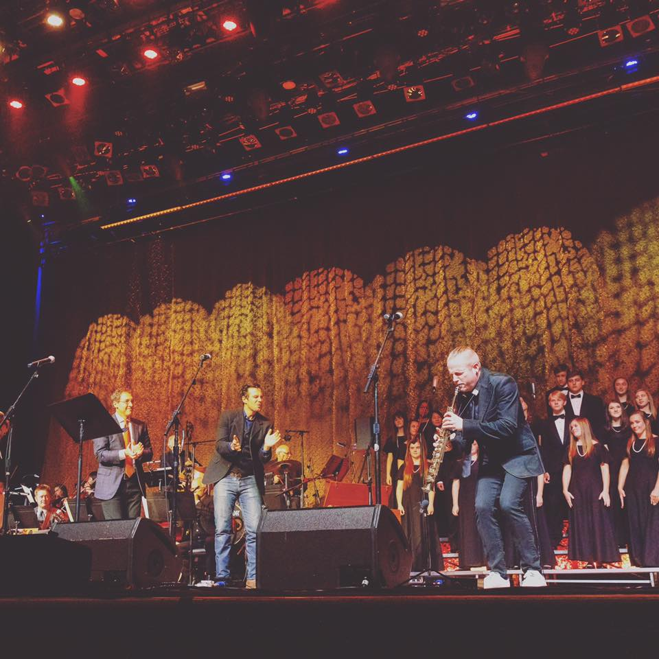 The Ryman w/ The Tokens Show