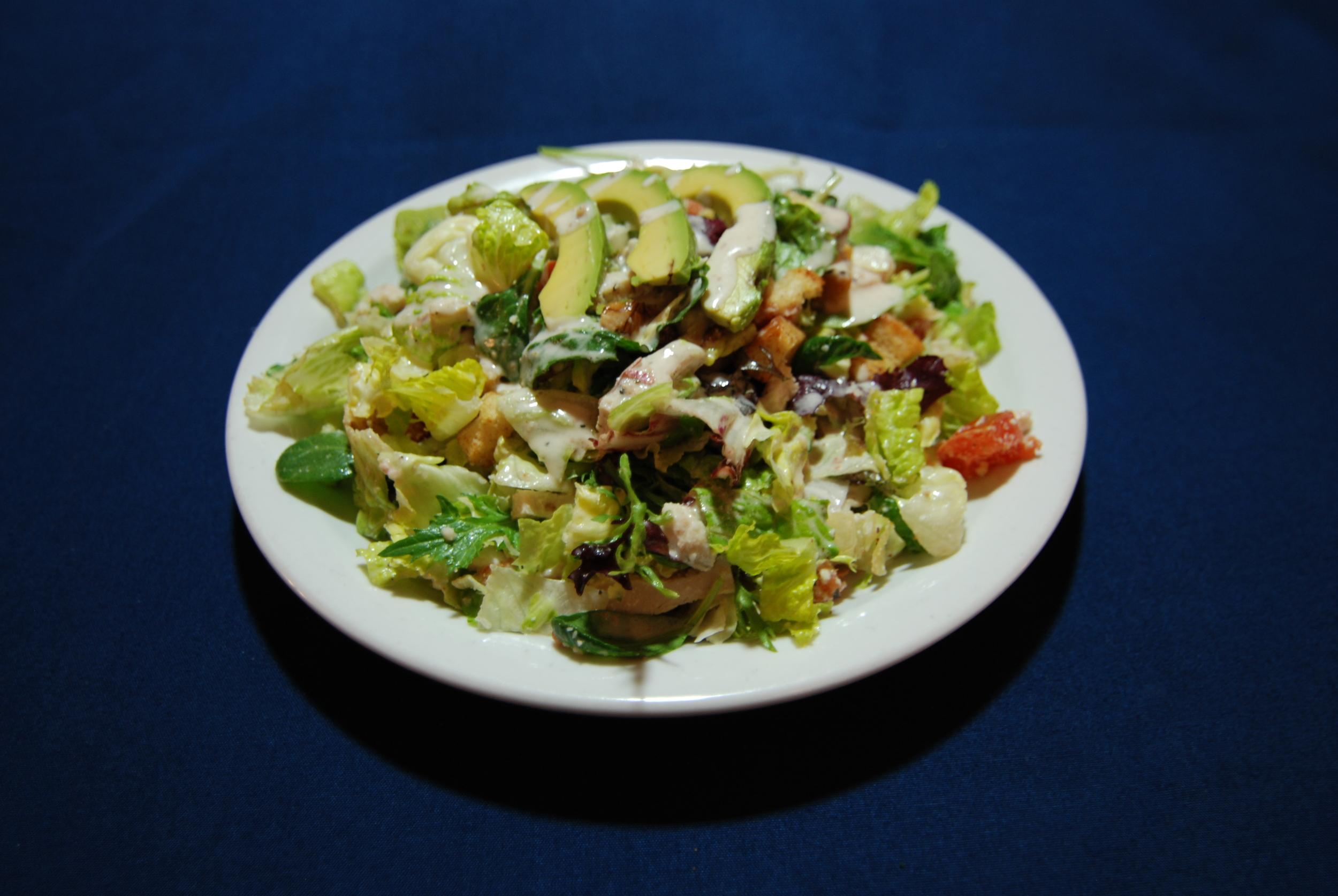 Emperor's Chicken Caesar Salad
