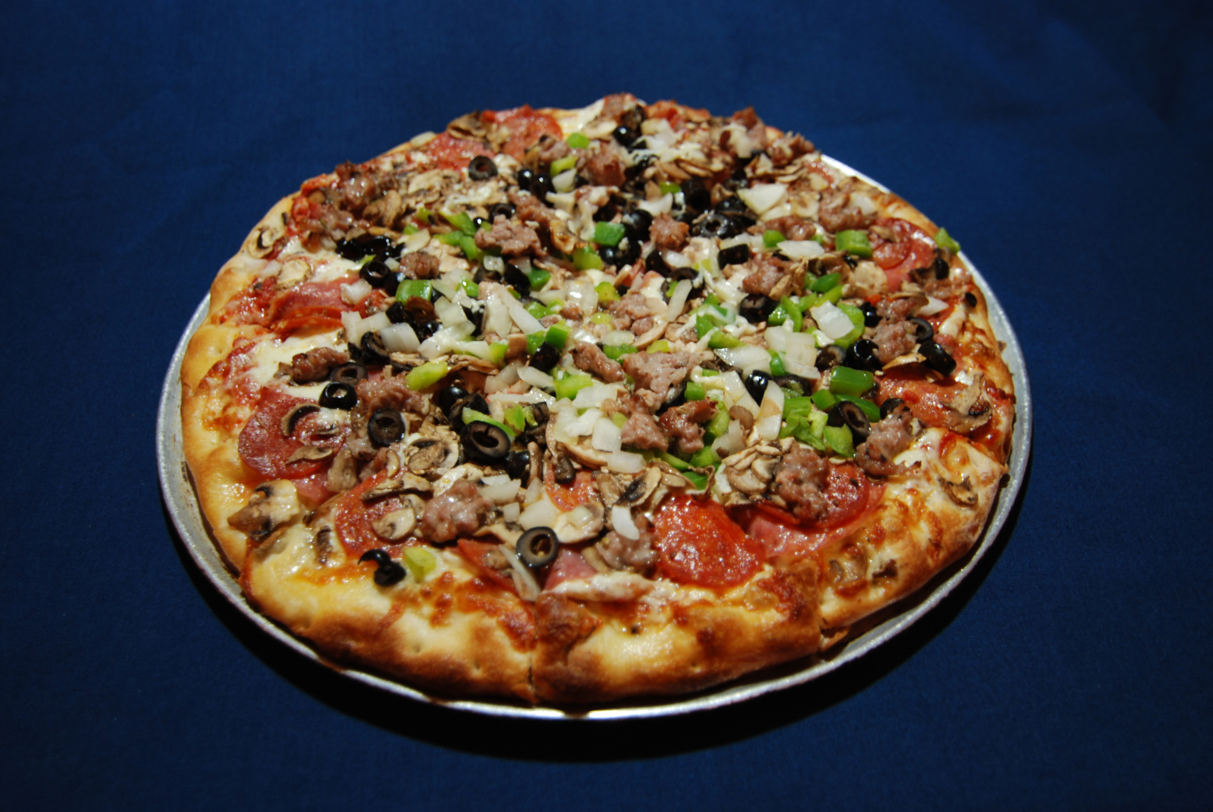 Bummer's Favorite Pizza
