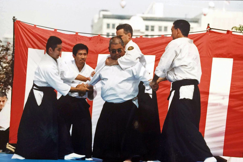 Rev Kensho Furuya Aikido Center Of Los Angeles