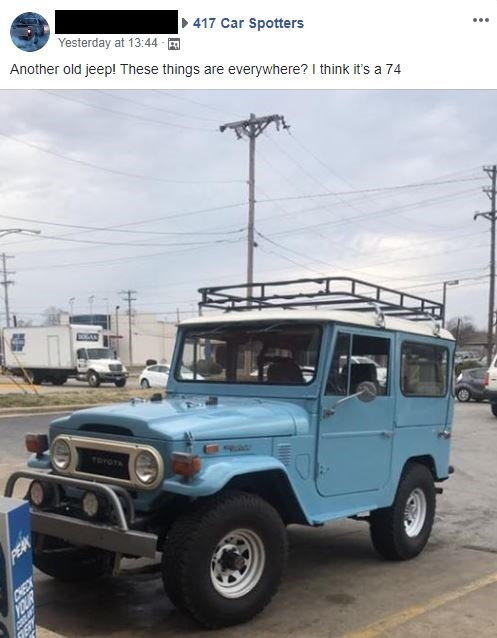 Also not a Jeep
