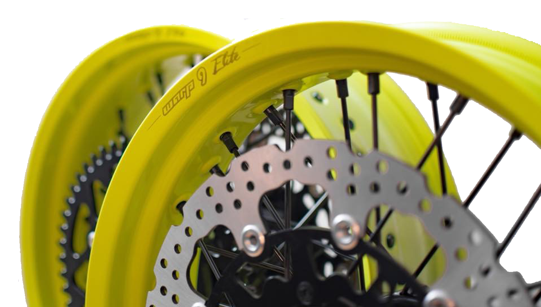 Supermoto Wheels