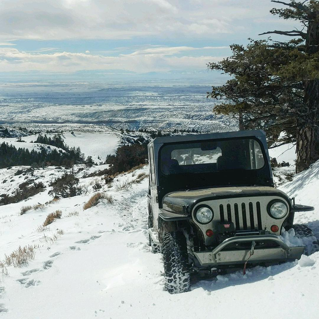 On the Rox on the mountains