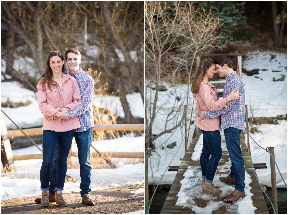 Evergreen Engagement Shoot | Morgan and Alex's Mountain Engagement Shoot_0021