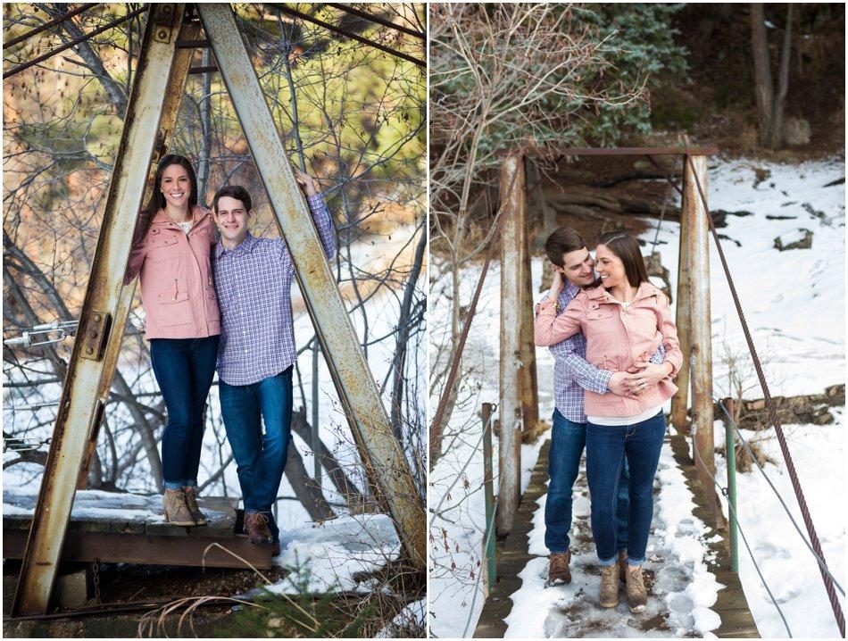Evergreen Engagement Shoot | Morgan and Alex's Mountain Engagement Shoot_0025