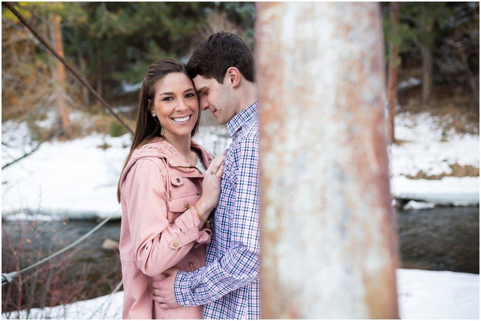 Evergreen Engagement Shoot | Morgan and Alex's Mountain Engagement Shoot_0027