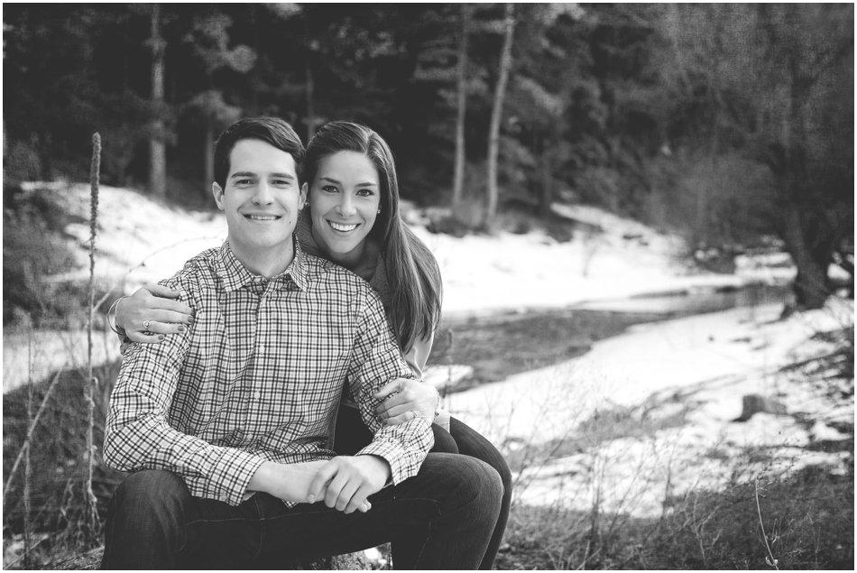 Evergreen Engagement Shoot | Morgan and Alex's Mountain Engagement Shoot_0029
