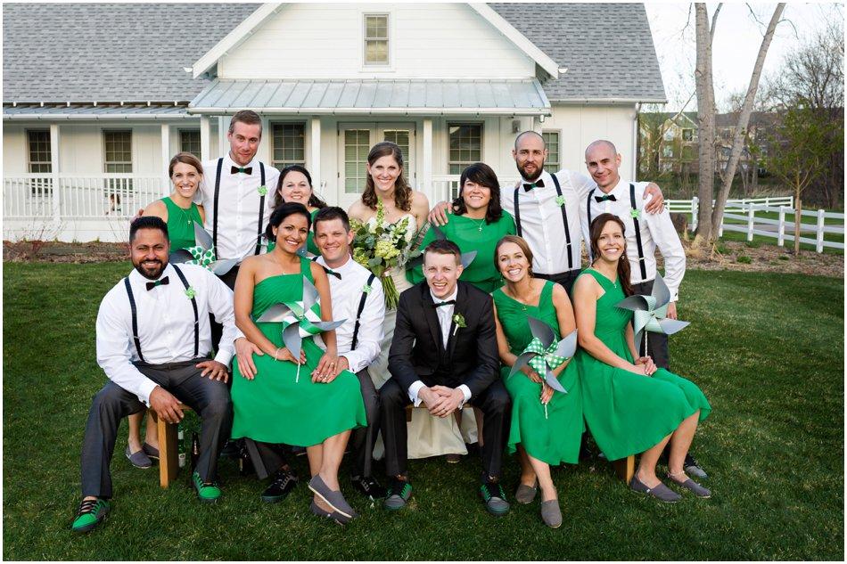 The Barn at Raccoon Creek Wedding