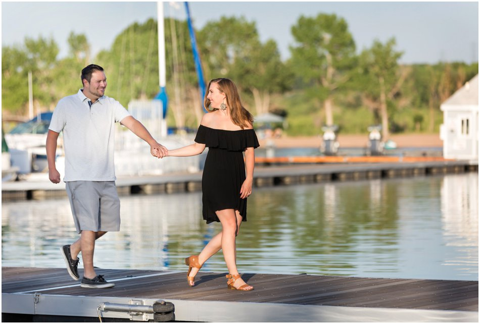 Chatfield State Park Engagement Shoot | Kotti and Aaron's Lake Engagement Session_0007.jpg