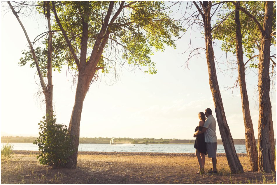 Chatfield State Park Engagement Shoot | Kotti and Aaron's Lake Engagement Session_0011.jpg
