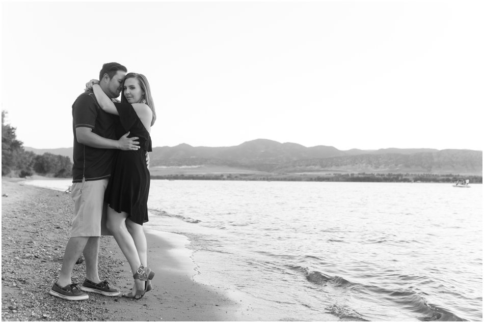 Chatfield State Park Engagement Shoot | Kotti and Aaron's Lake Engagement Session_0018.jpg