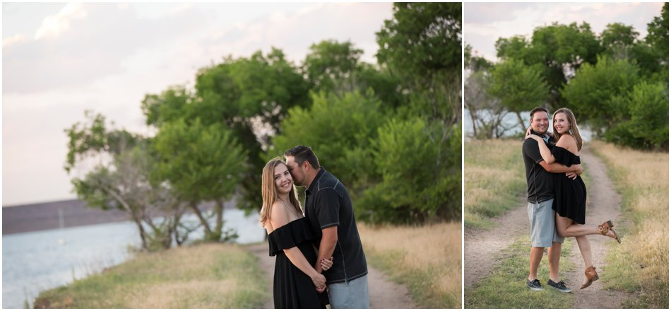 Chatfield State Park Engagement Shoot | Kotti and Aaron's Lake Engagement Session_0017.jpg