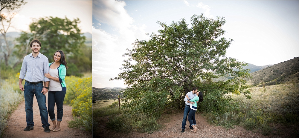 Christine and Mic's Engagement Shoot | Colorado Engagement Photographer | Red Rocks, Colorado_0009.jpg
