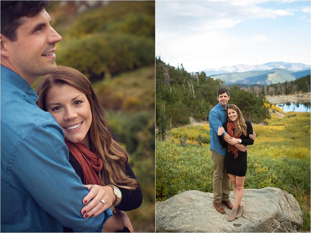 Monica and Ken's Colorado Mountain Engagment | Colorado Wedding Photographer_0019.jpg