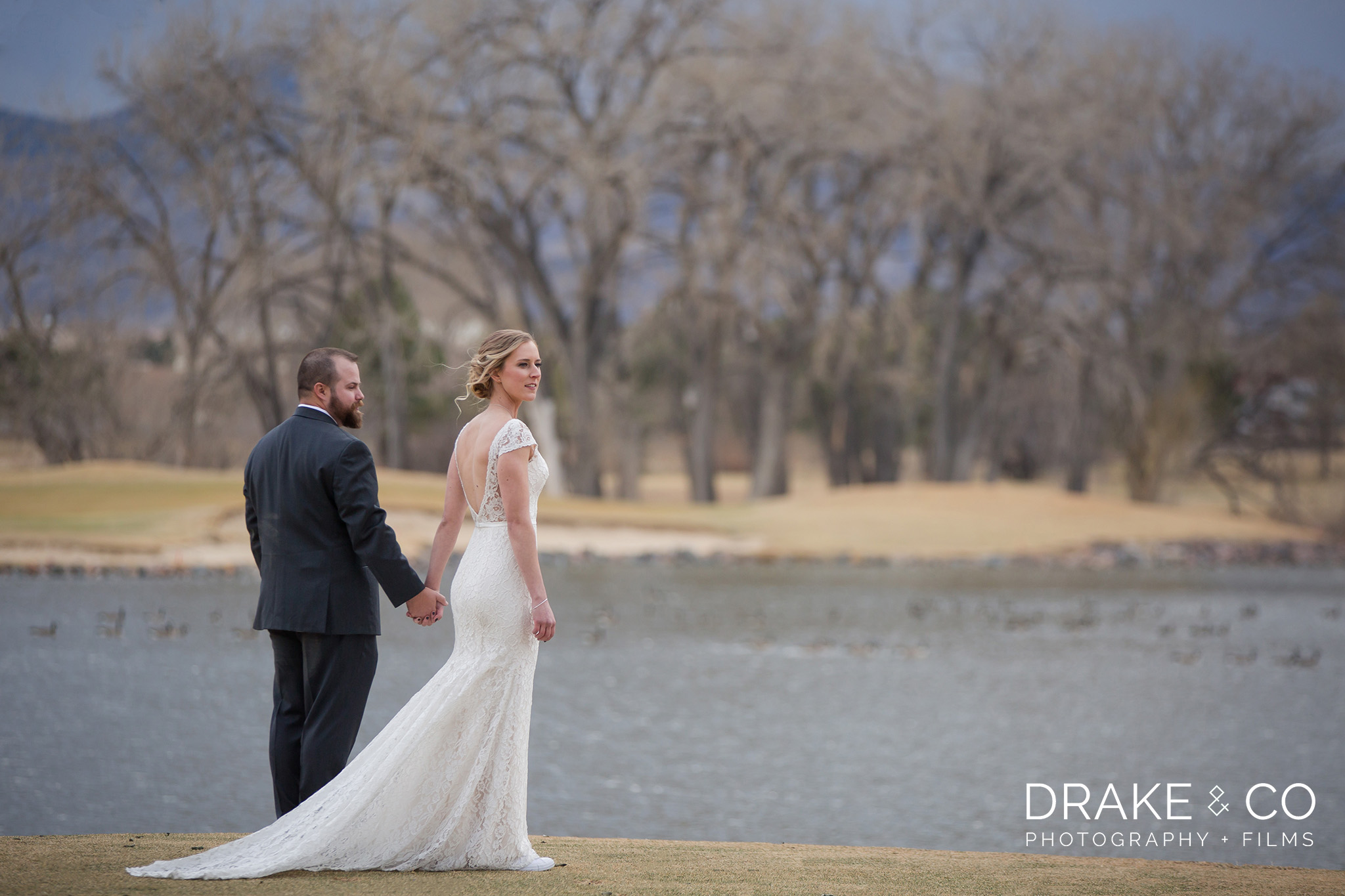 Jennifer Mike S Colorado Wedding The Barn At Raccoon Creek Wedding Photographer Drake Co Photo Films