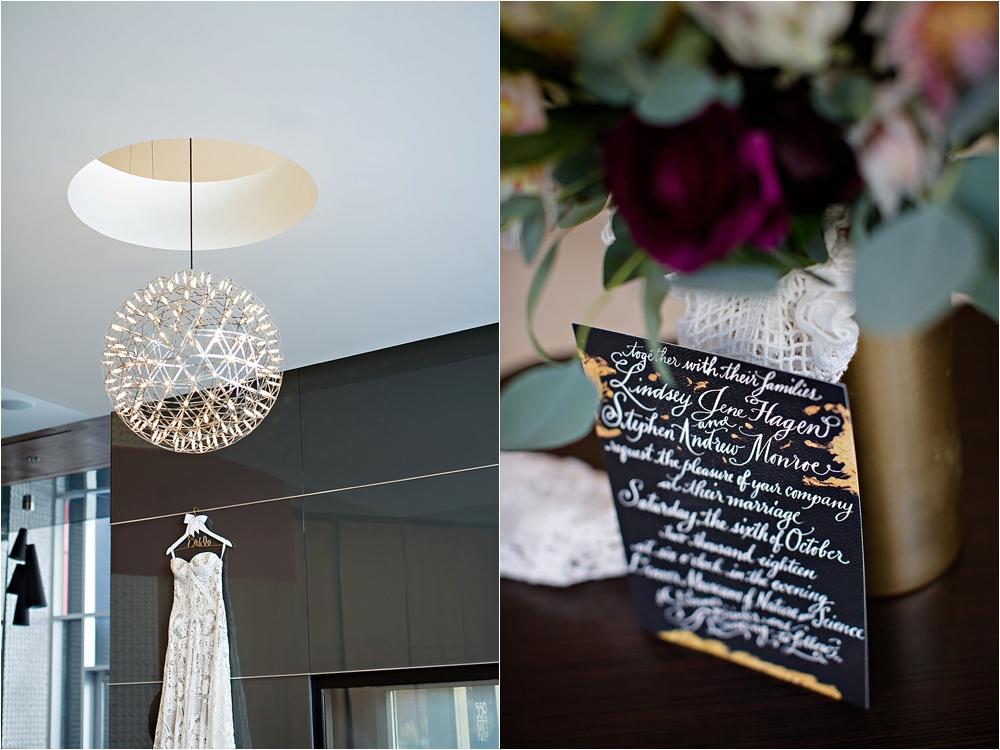 Lindsey and Stephens Denver Museum Wedding | Colorado Wedding Photographer_0004.jpg