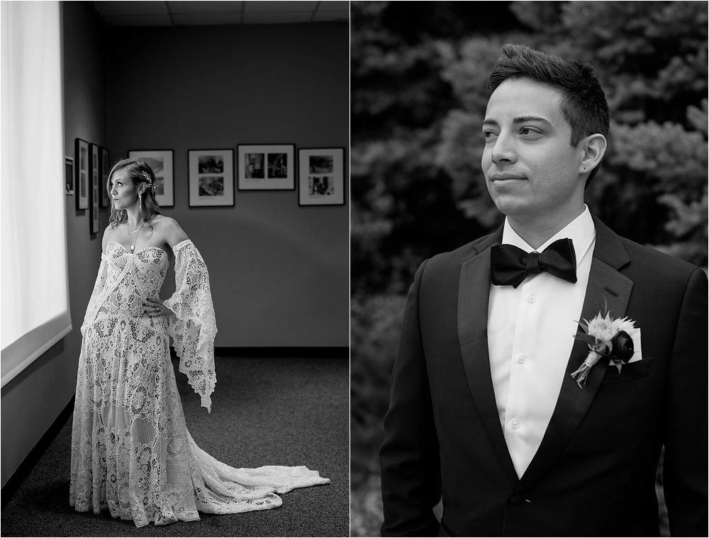 Lindsey and Stephens Denver Museum Wedding | Colorado Wedding Photographer_0014.jpg