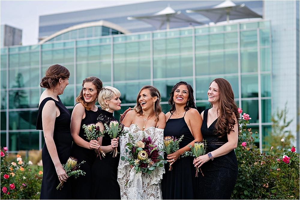 Lindsey and Stephens Denver Museum Wedding | Colorado Wedding Photographer_0016.jpg
