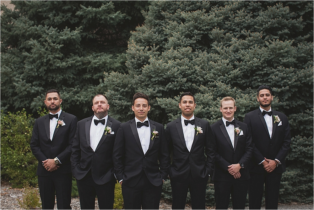 Lindsey and Stephens Denver Museum Wedding | Colorado Wedding Photographer_0022.jpg
