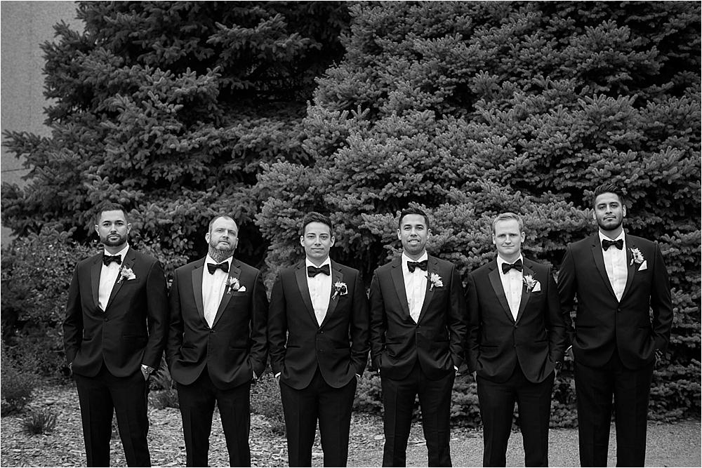 Lindsey and Stephens Denver Museum Wedding | Colorado Wedding Photographer_0024.jpg
