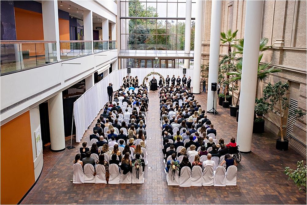 Lindsey and Stephens Denver Museum Wedding | Colorado Wedding Photographer_0051.jpg