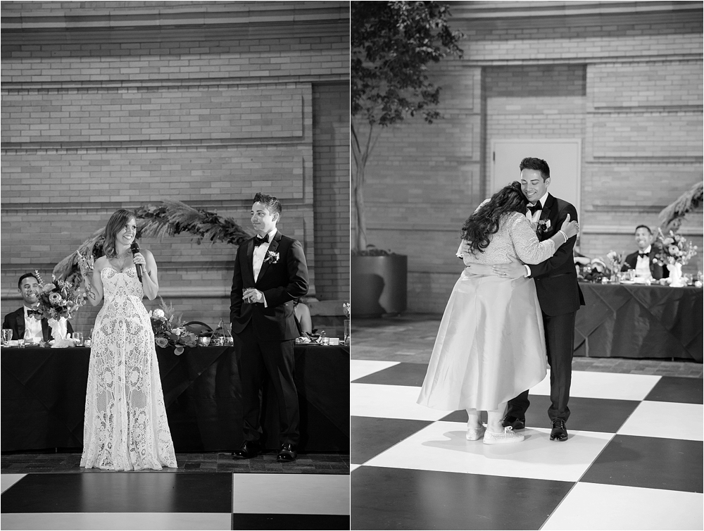 Lindsey and Stephens Denver Museum Wedding   Colorado Wedding Photographer_0065.jpg