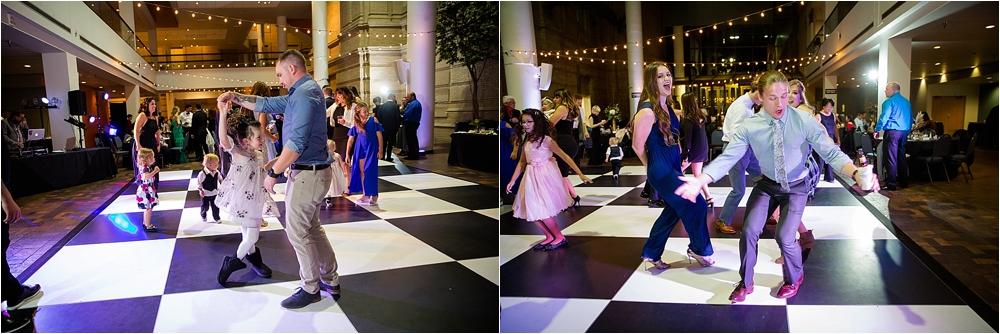 Lindsey and Stephens Denver Museum Wedding | Colorado Wedding Photographer_0067.jpg