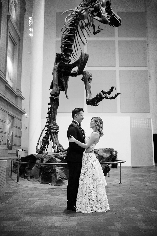 Lindsey and Stephens Denver Museum Wedding | Colorado Wedding Photographer_0070.jpg