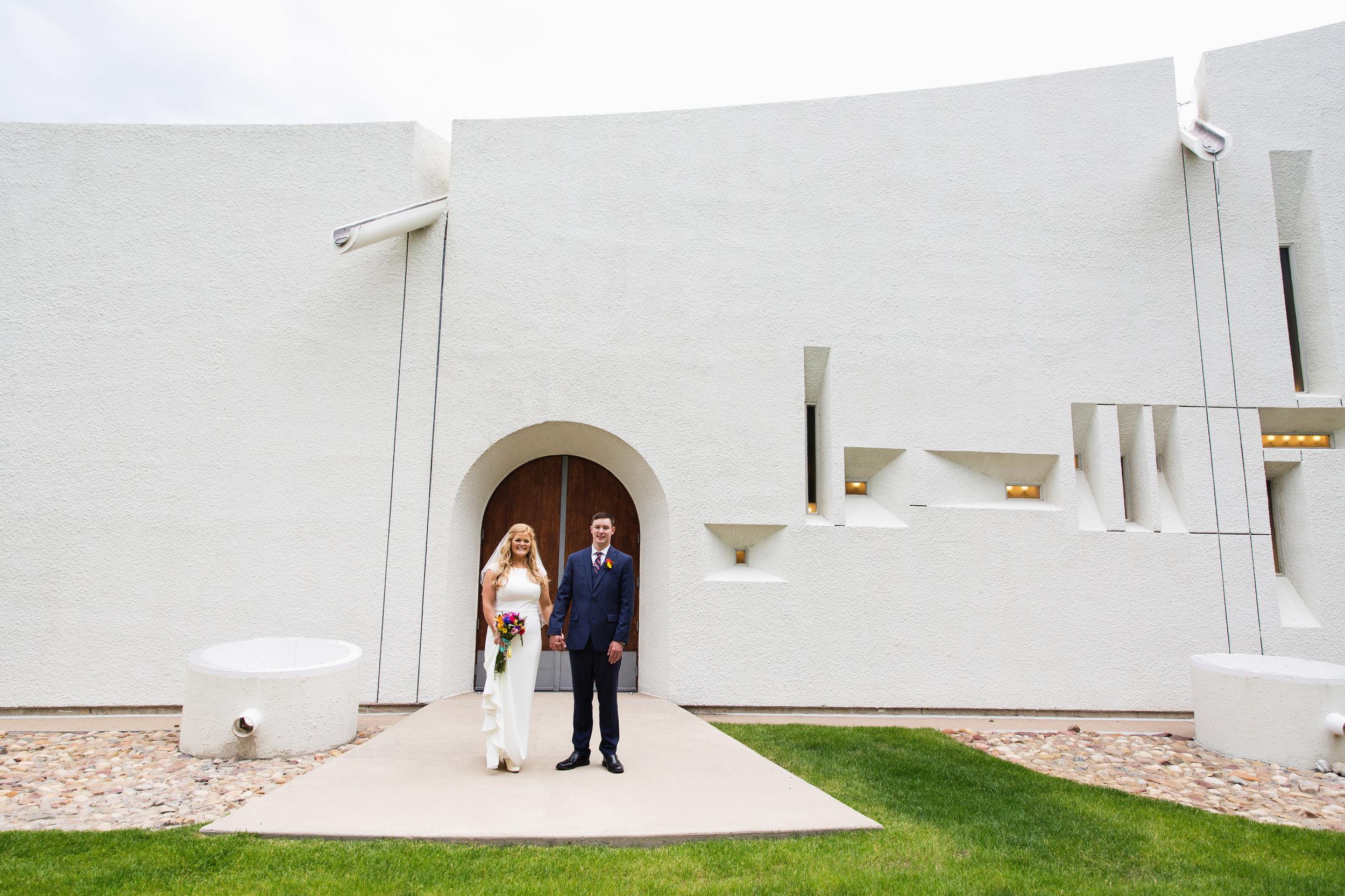 Amy & Chris - Risen Christ Catholic Church
