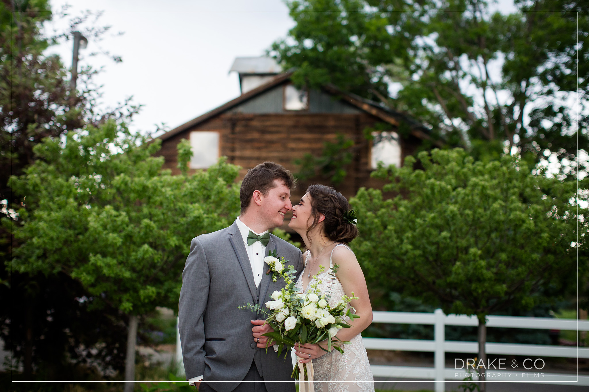 Ericka + Josh's Raccoon Creek Wedding