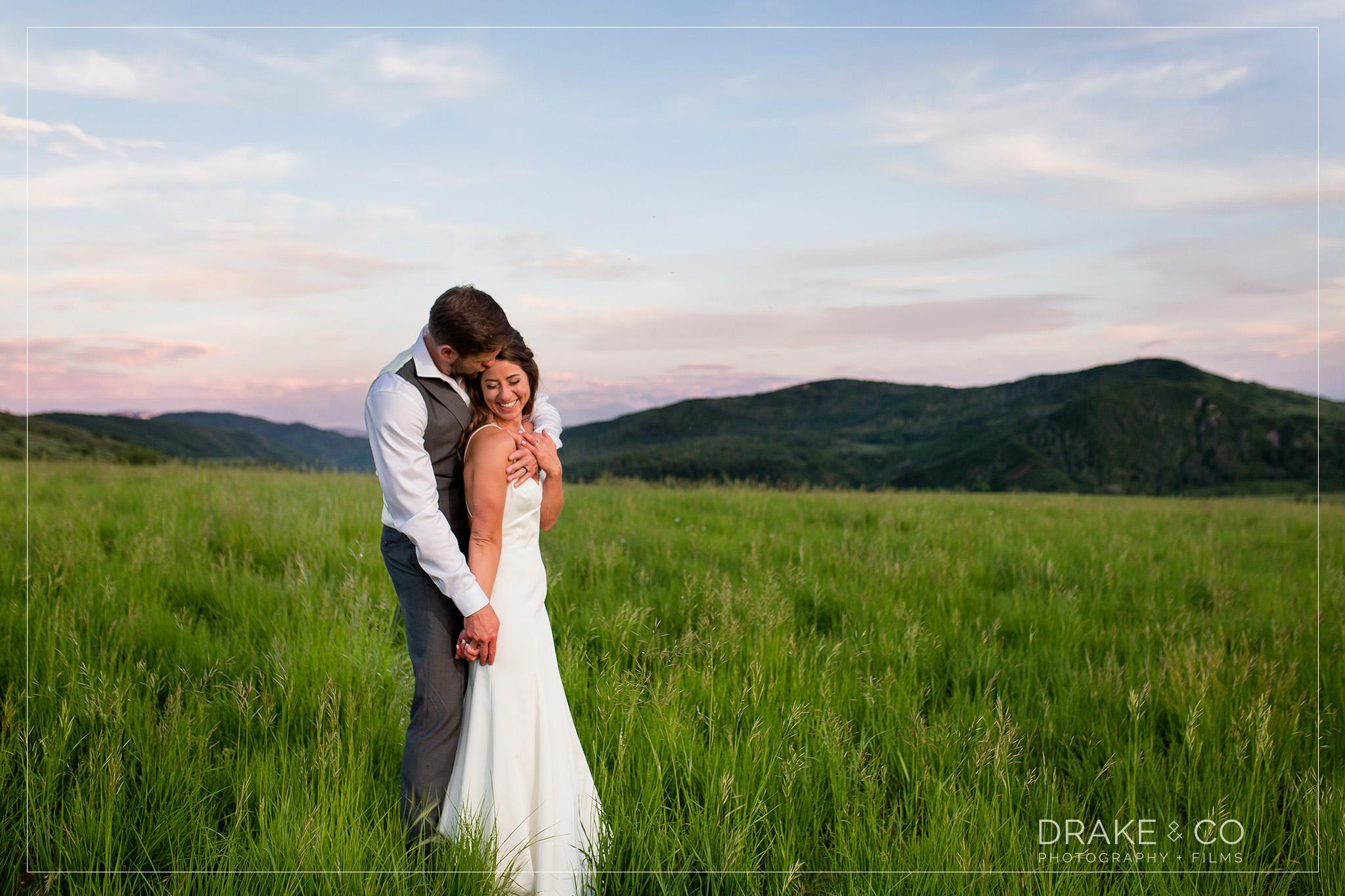 Mandy + Ryan's La Joya Dulce Steamboat Wedding
