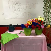 our own flower shop!