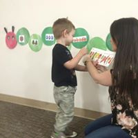 we have to feed our hungry hungry caterpillar