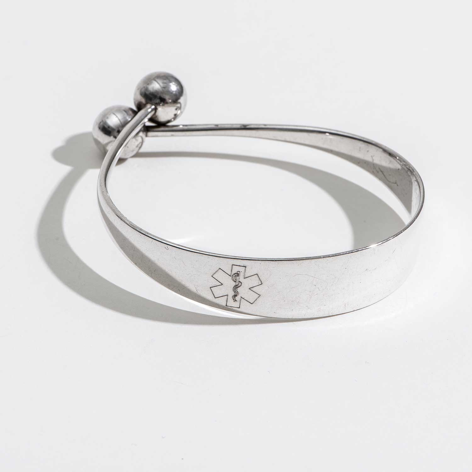 Fran Medical Id Bracelet Engravable
