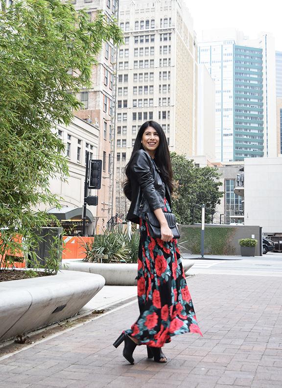 The Mint Julep Boutique Promised Romance Maxi Dress