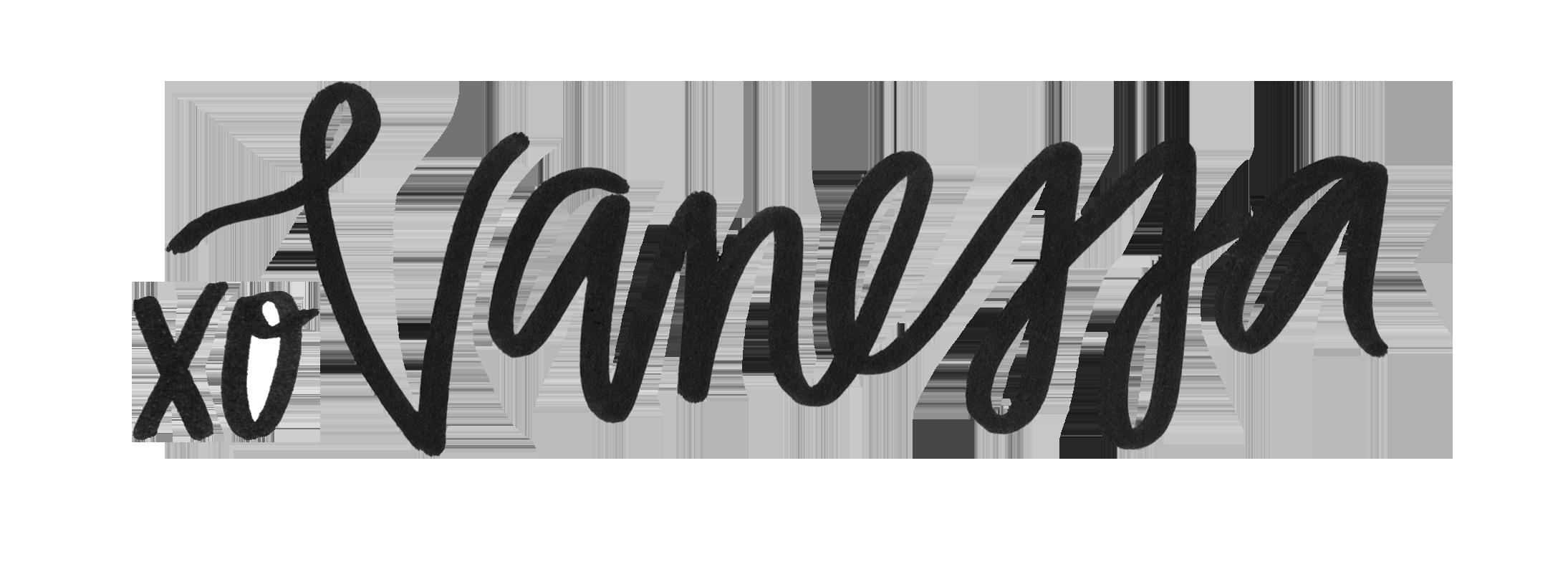Vanessa in Dallas Logo