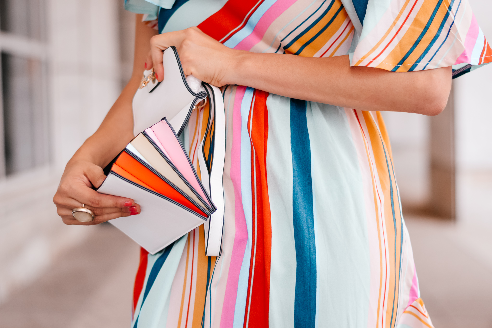 Bold Colorful Stripes