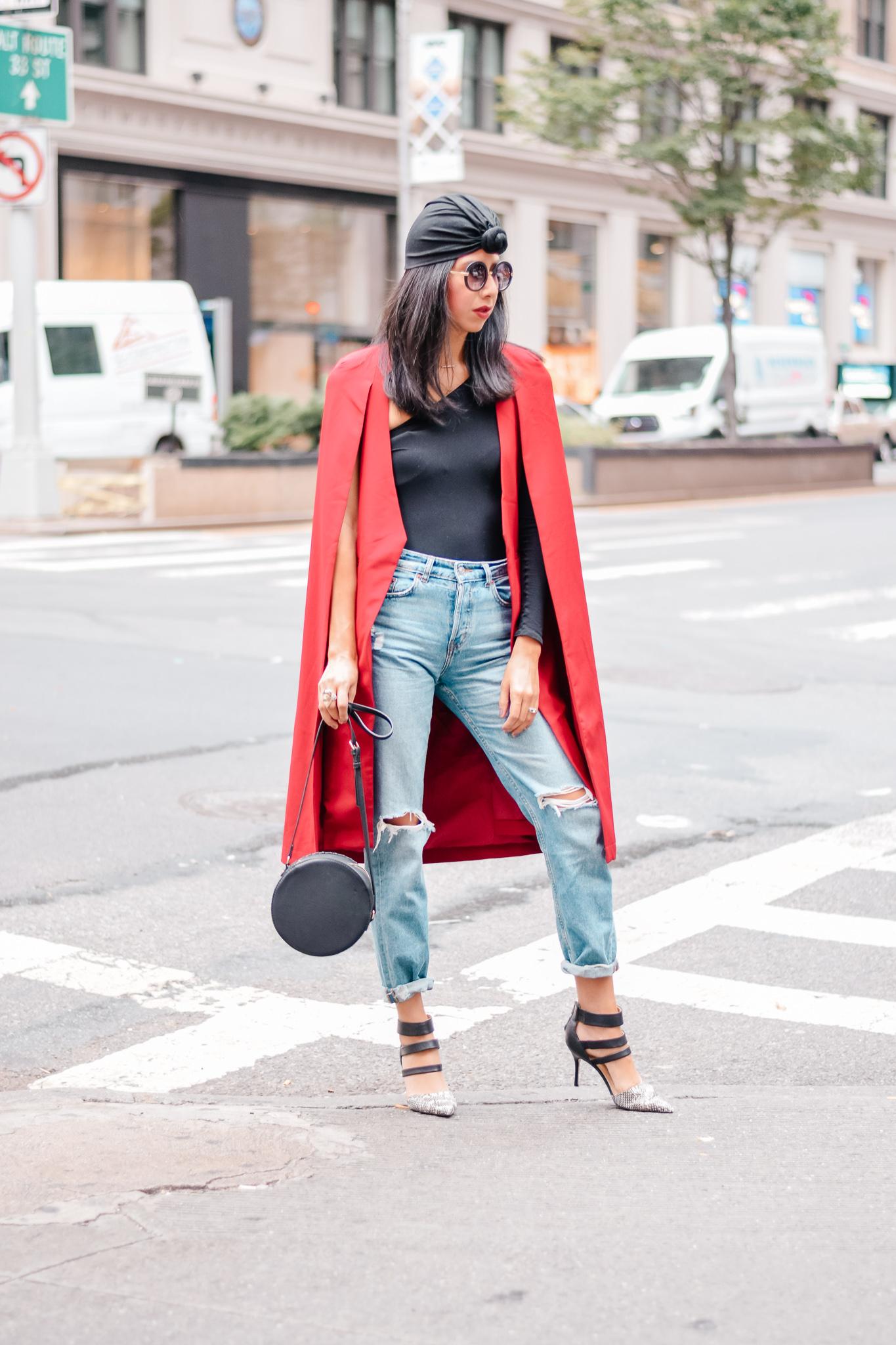 New York Fashion Week Street Wear