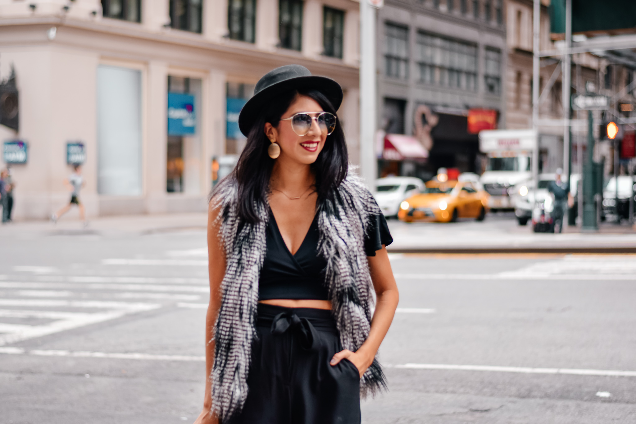 New York Fashion Week Street Style Wear