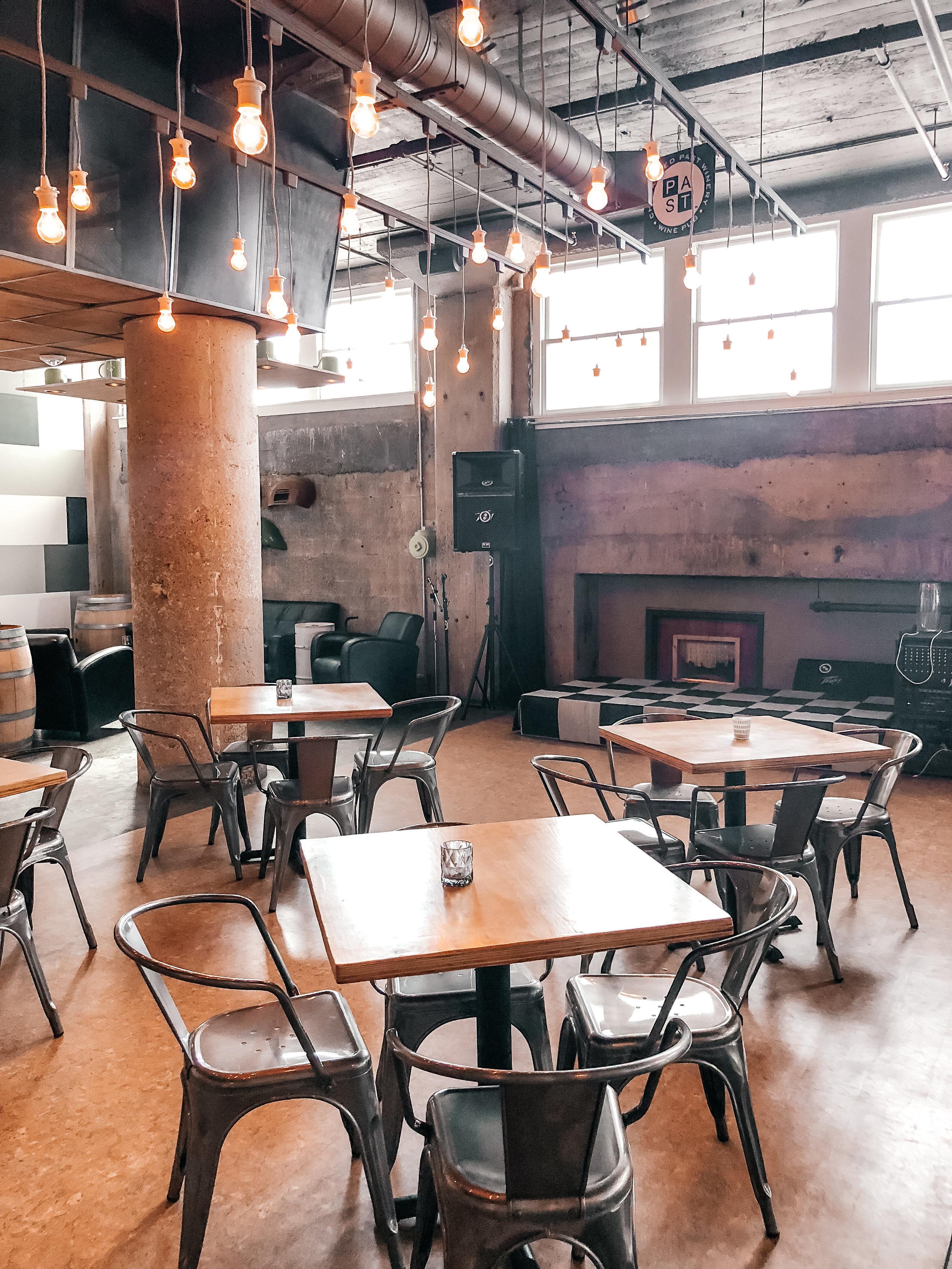 Checkered Past Winery in Dallas