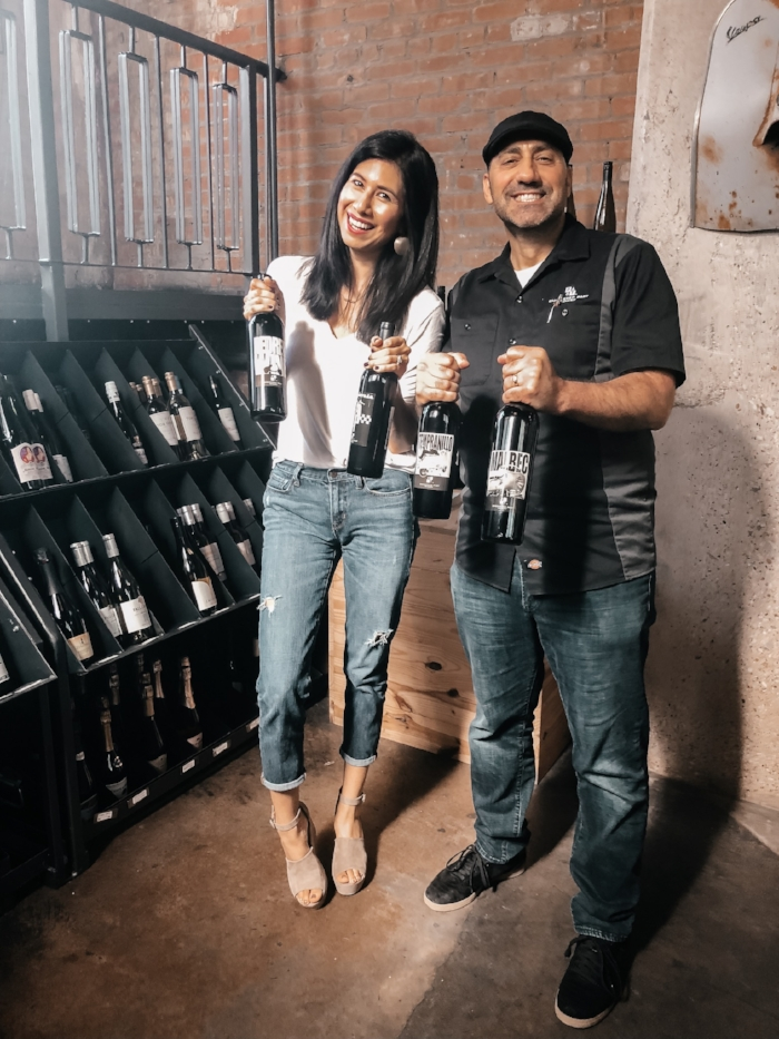 Sandro DiSanto,  Checkered Past Winery  Owner and Winemaker