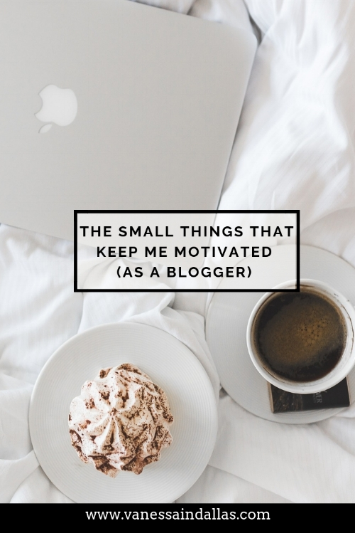 Things that keep me motivated as a blogger